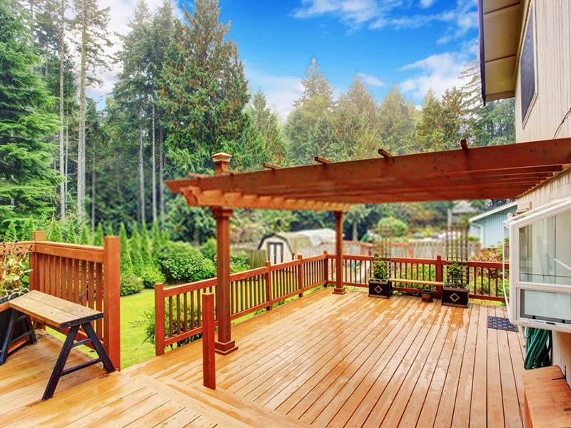 Fencing and Decking Projects