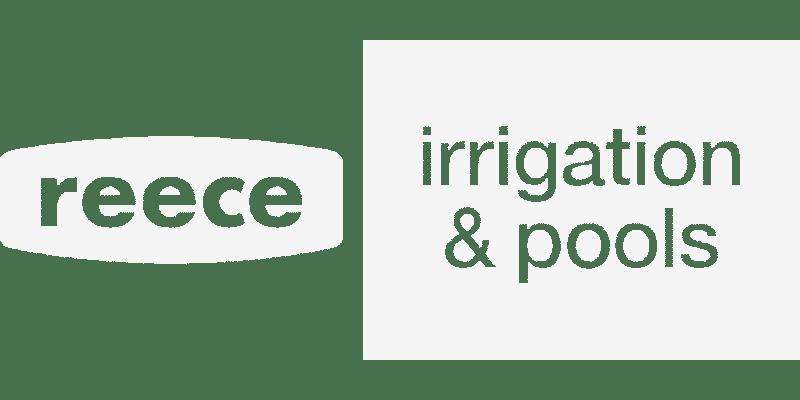 Reece Irrigation and Pool Logo